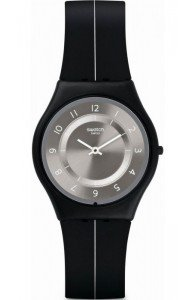 Swatch MY SILVER BLACK
