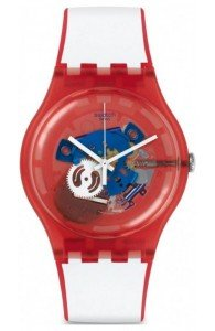 Swatch CLOWNFISH RED