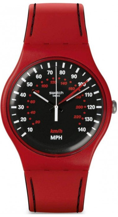 Swatch RED BRAKE