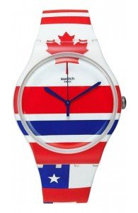 Swatch FLAGTIME