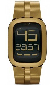 Swatch GOLD BUMP