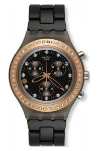 Swatch FULL BLOODED STONEHEART BLACK