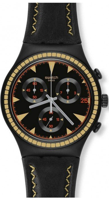 Swatch BLACK SPECIES