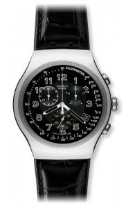 Swatch YOUR TURN BLACK