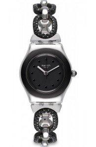 Swatch BLACK GLITTER