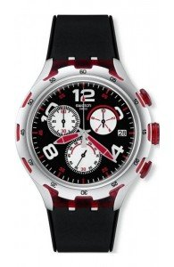 Swatch RED WHEEL