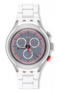 Swatch WHITE ATTACK