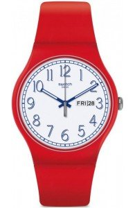 Swatch RED ME UP