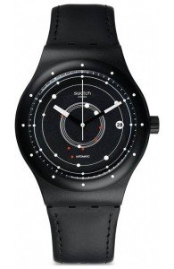 Swatch SISTEM BLACK