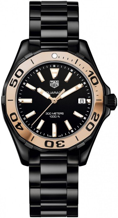TAG HEUER Aquaracer Lady Full Ceramic