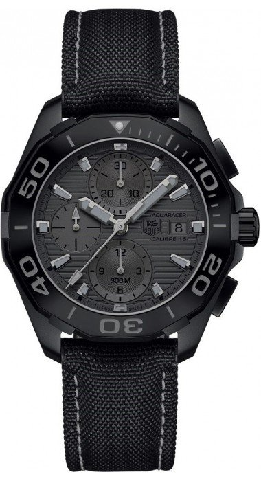 TAG HEUER Aquaracer 300m Black Phantom