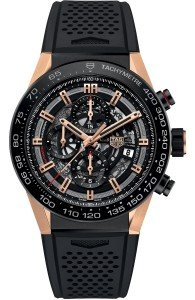 TAG HEUER Carrera Calibre Heuer 01 Automatic Chronograph