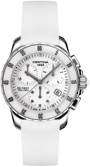 Certina DS First Lady Ceramic chrono