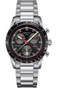 Certina DS-2 Chronograph 1/100 sec.