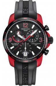 Certina DS Podium Chronograph GMT Aluminium