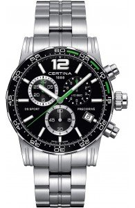 Certina DS Sport Chronograph 1/10 sec.