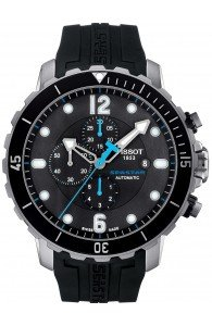 TISSOT SEASTAR 1000 AUTOMATIC CHRONOGRAPH