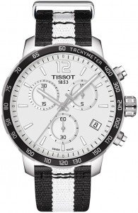 TISSOT QUICKSTER CHRONO NBA BROOKLYN NETS