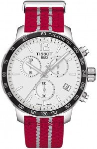 TISSOT QUICKSTER CHRONO NBA HOUSTON ROCKETS