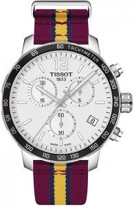 TISSOT QUICKSTER CHRONO NBA CLEVELAND CAVALIERS