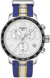 TISSOT QUICKSTER CHRONO NBA GOLDEN STATE WARRIORS