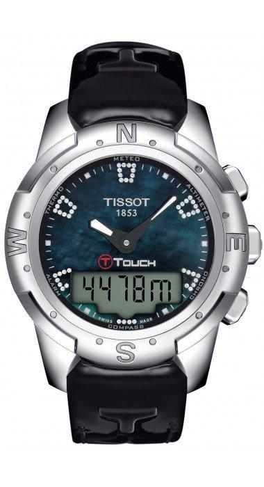 TISSOT T-TOUCH II TITANIUM LADY