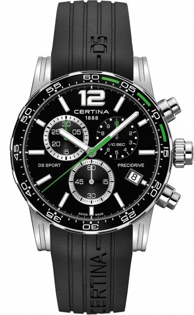 Certina DS Sport Chronograph 1/10 sec.