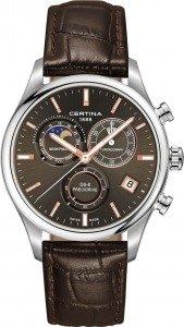 Certina DS-8 Chronograph Moon Phase